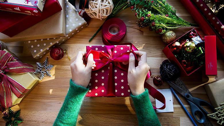 Asien-Lilie Weihnachtsgeschenk Geschenke für Frauen Männer Kinder zu Weihnachten